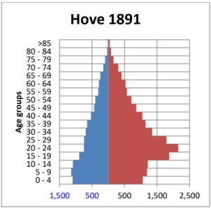 hove gender imbalance illust